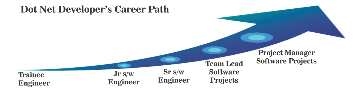 dot net career path